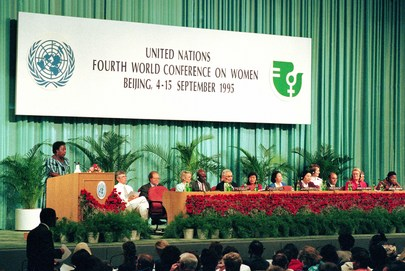 United Nation Conferences on Women