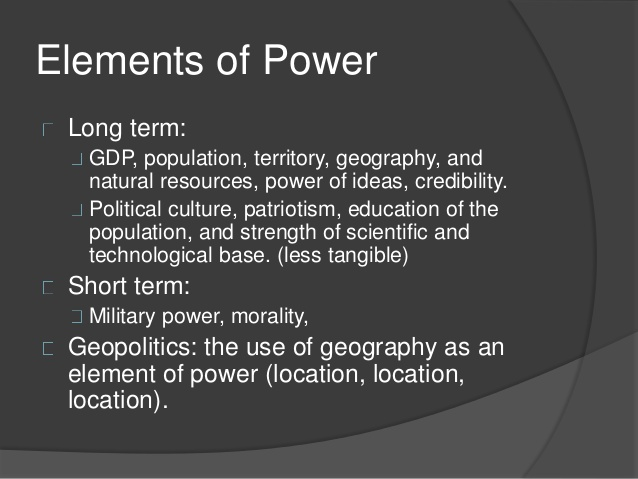 power in politics essay Political power many political philosophers would argue that political science is nothing more than the study of political decision-making.