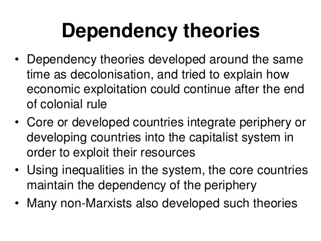 the interdependence of development theory and Who developed the systemic family development theory ernest burgess family as 'unity of interacting personalities unity in this context alludes to the concepts of wholeness and interdependence.