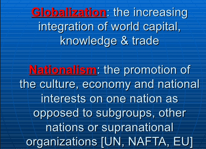 internationalism and isolationism Internationalism, via key agents like what advantages of internationalism and isolationism what is the advantages of both internationalism and isolationism.