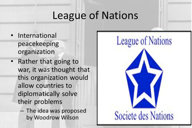 league of nations structure - photo #24