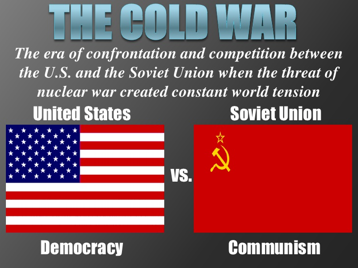 a discussion on the confrontations between the unted states and the soviet union caused by the cold  The cold war was caused by the social climate and tension in europe at the end of world war ii and by the increasing power struggles between the soviet union.