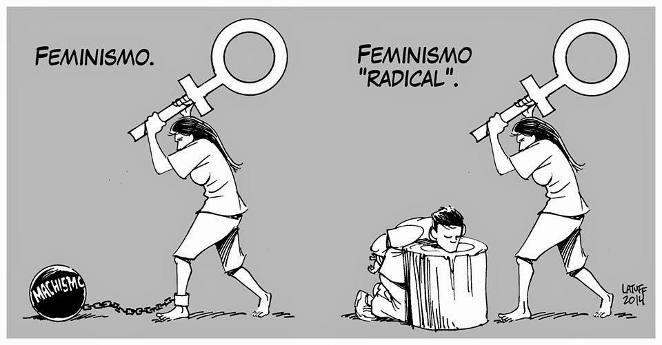 Resultado de imagen para radical feminism